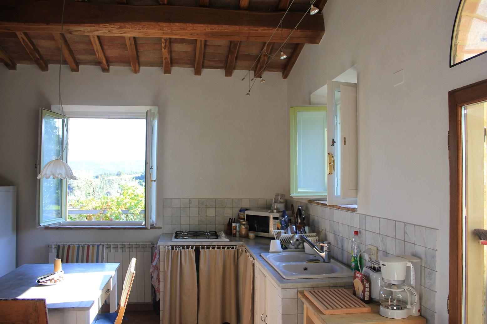 Toscane dans la région du Chianti entre Pise, Florence, Sienne et la  mer