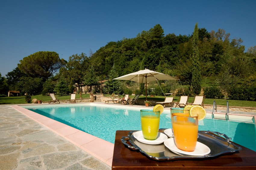 charming bed and breakfast in Tuscany, Volterra