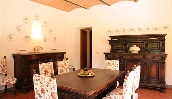 Ferienwohnungen und Ferienhäuser - villa pool Italien, Toskana. Pisa Florenz