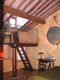 Ferienwohnungen und Ferienhäuser - Italien, Toskana. san gimignano siena