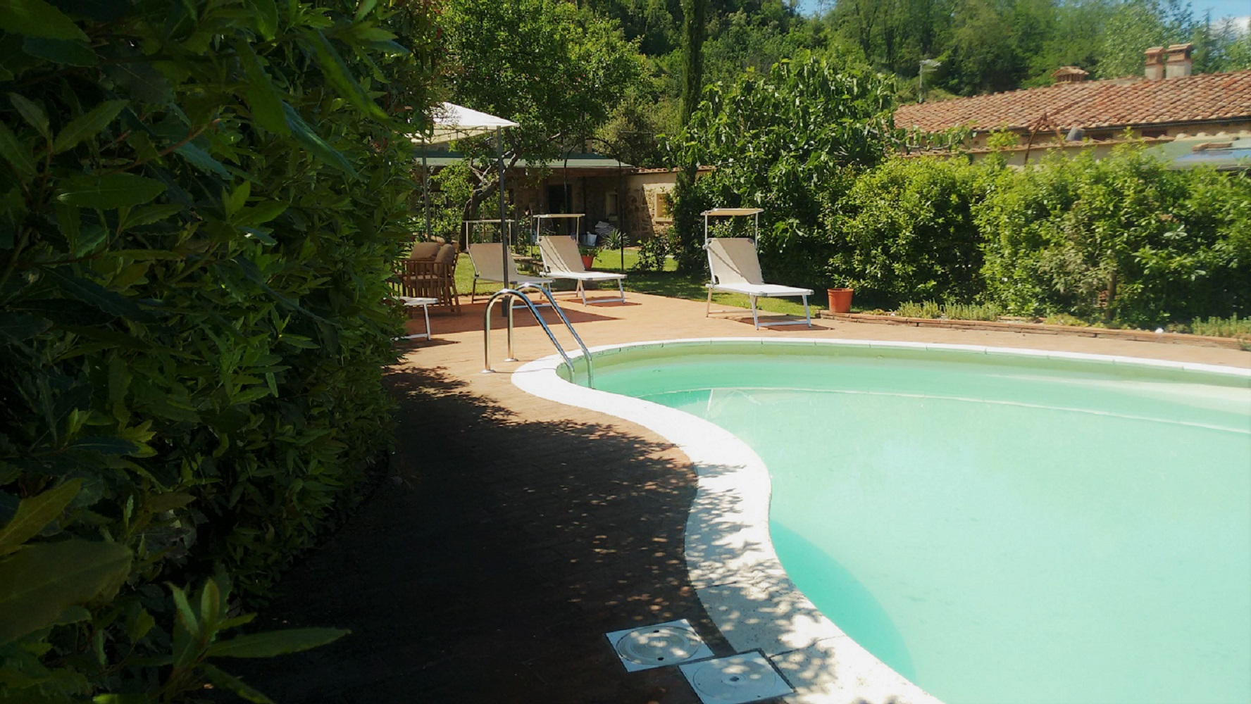 Jardin Privée, piscine, studio,yoga,meditaion , groups