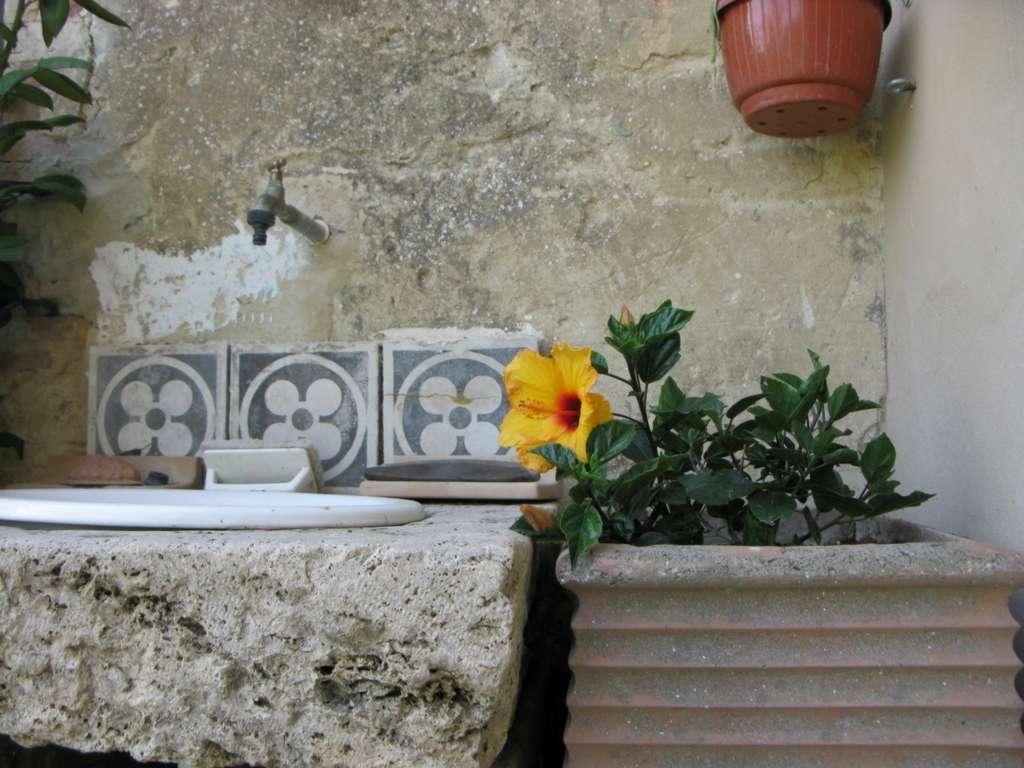 Günstige, romantische Ferienwohnung mit Garten
