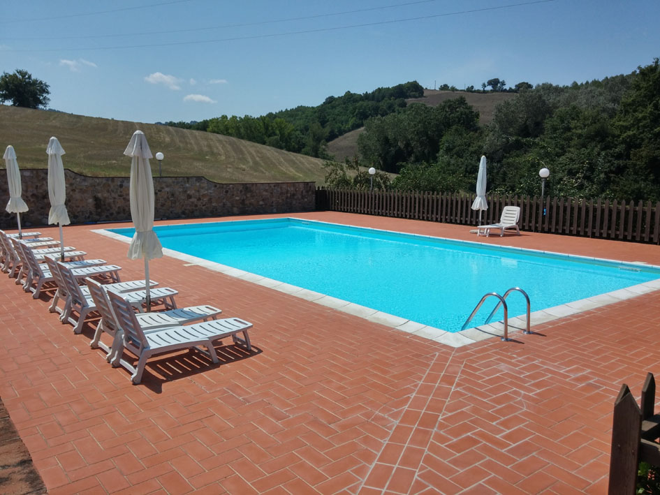 villa mit pool pomarance volterra meerl