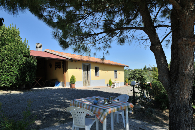 toscana, chalet, 2 personnes, campagne