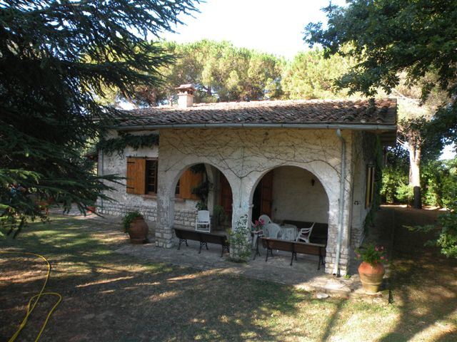 Toscana, pas loin des plages, villa de vacances