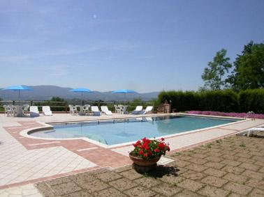 Province de Sienne : appartement de vacances en location