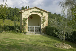 Garten in Meernähe, Etruskerküste
