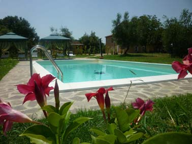 villa avec piscine, location Toscane, vol low cost