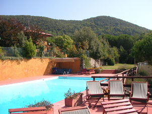 Landgut Etruskerküste Villa mit Pool