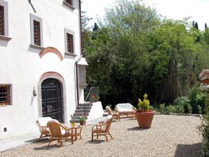 Florenz villa ferienhaus