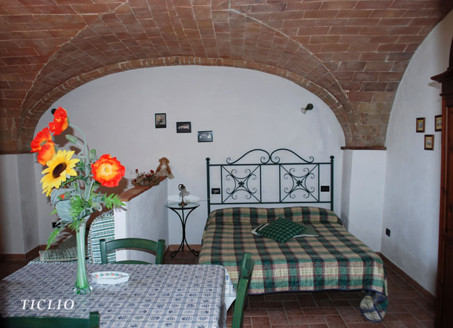 Rent a wonderful Tuscany apartment