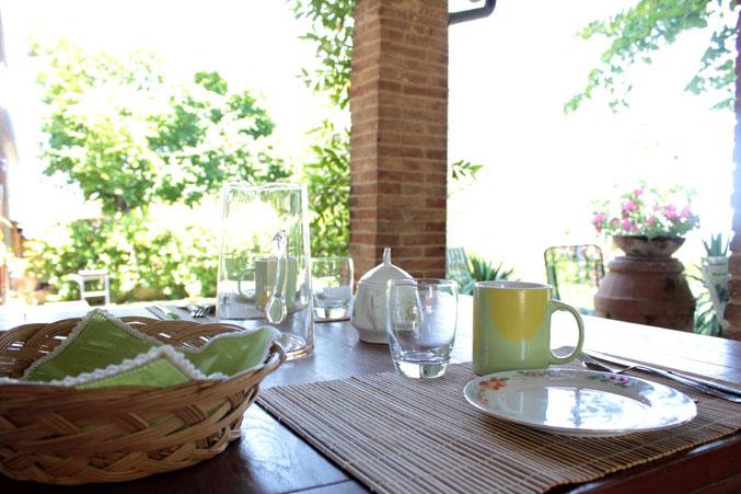 Toscane - Pise: dans une villa