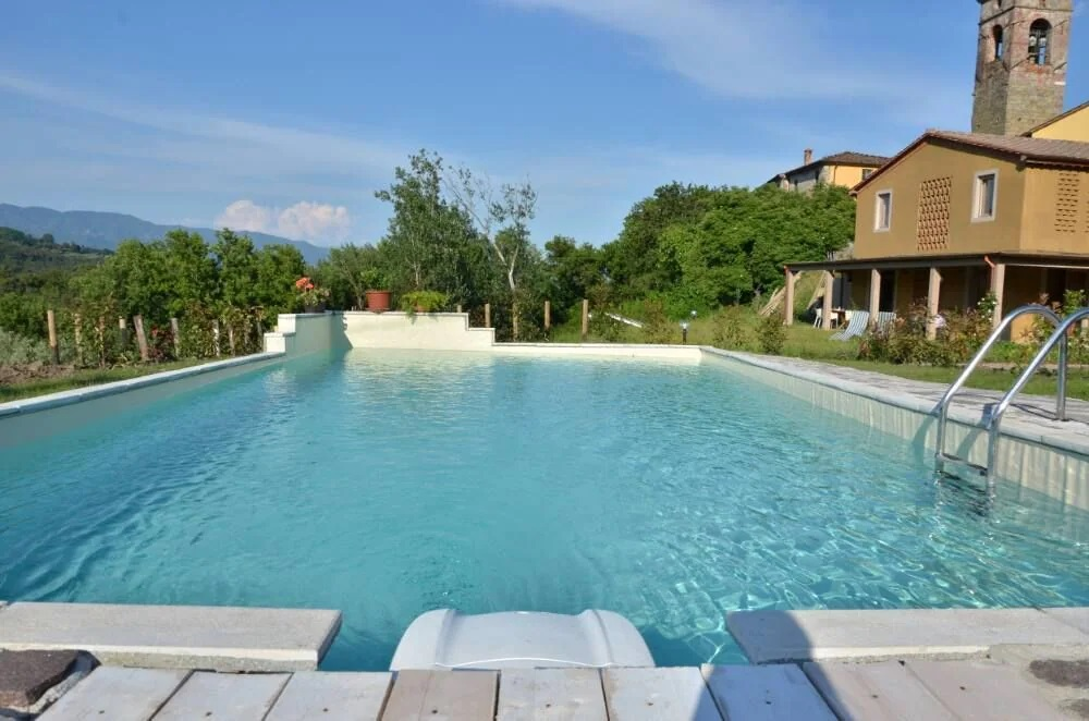 Villa Piscine Chiens, viareggio
