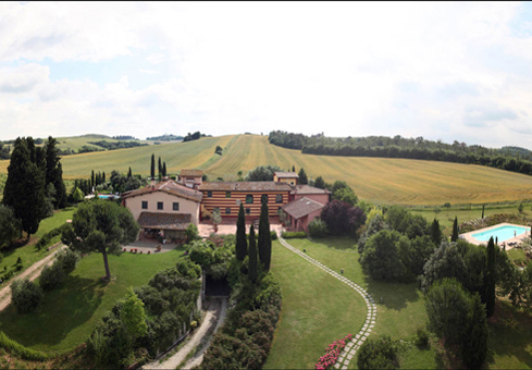 countryhouse Florence Chianti region apartments