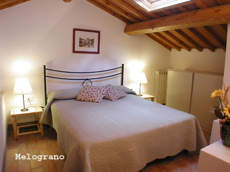 Toscana - Pisa: Apartamentos en agroturismos o Villas