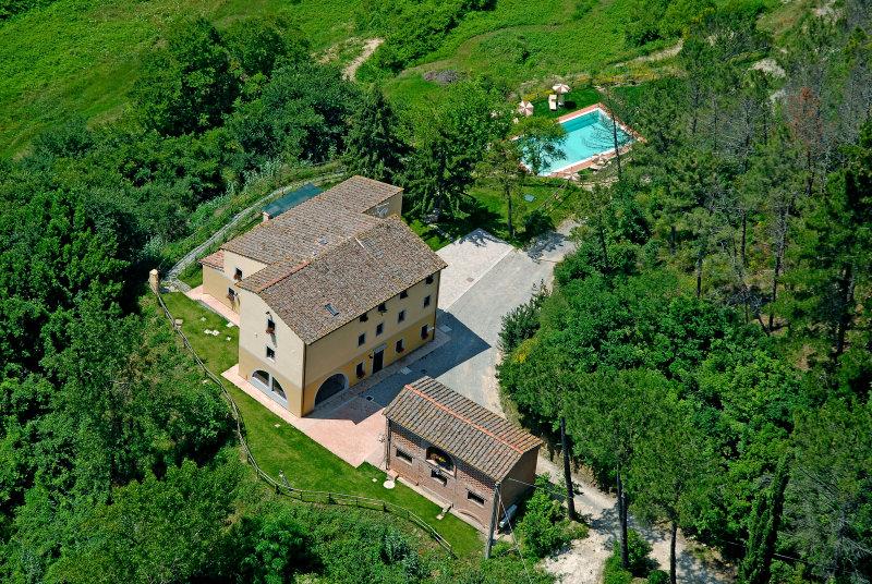 Toskana, Pisa, Terricciola, Kinderfreundliche Ferienanlage mit hohem Freizeitwert