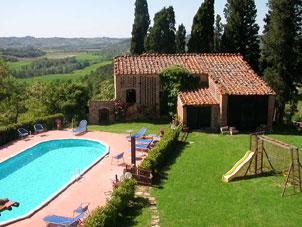 villa mit pool toscana, toscane villa