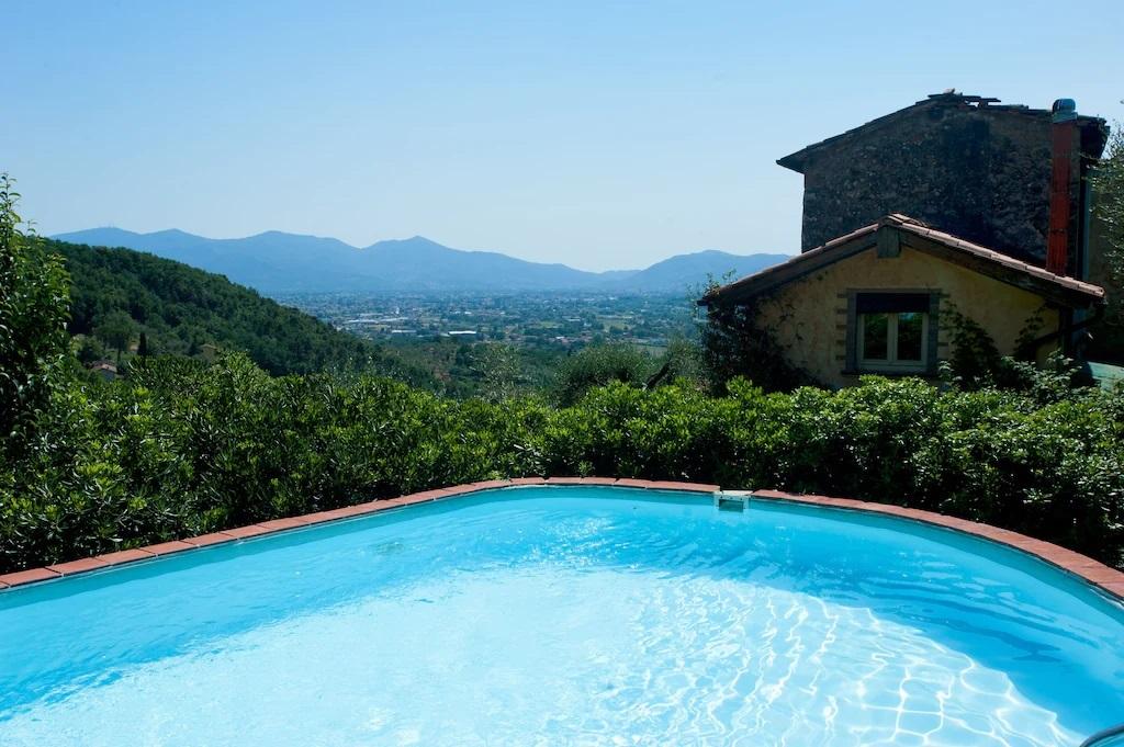 toskana Ferienhaus Meernähe bei Lucca Viareggio