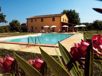 kinderfreundliche Ferienanlage zwischen Pisa und Florenz