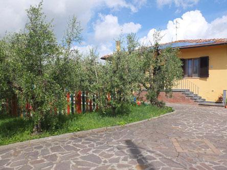 g�nstige romantische Ferienwohnung mit Garten