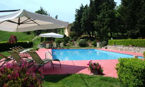 Agriturismo mit Pool in Meern�he f�r Paare und Familien mit Kindern und Babys