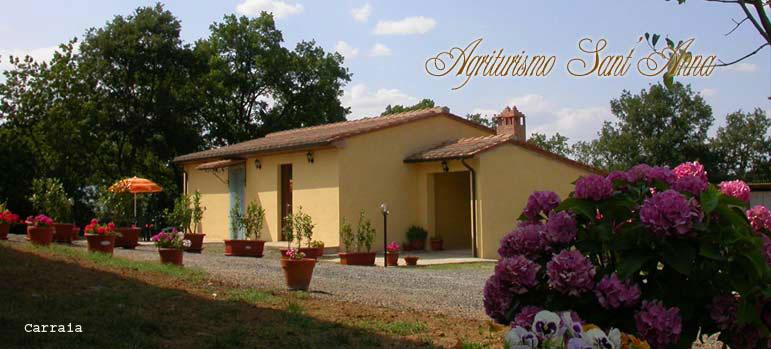 Toskana Ferienwohnungen auf dem Bauernhof