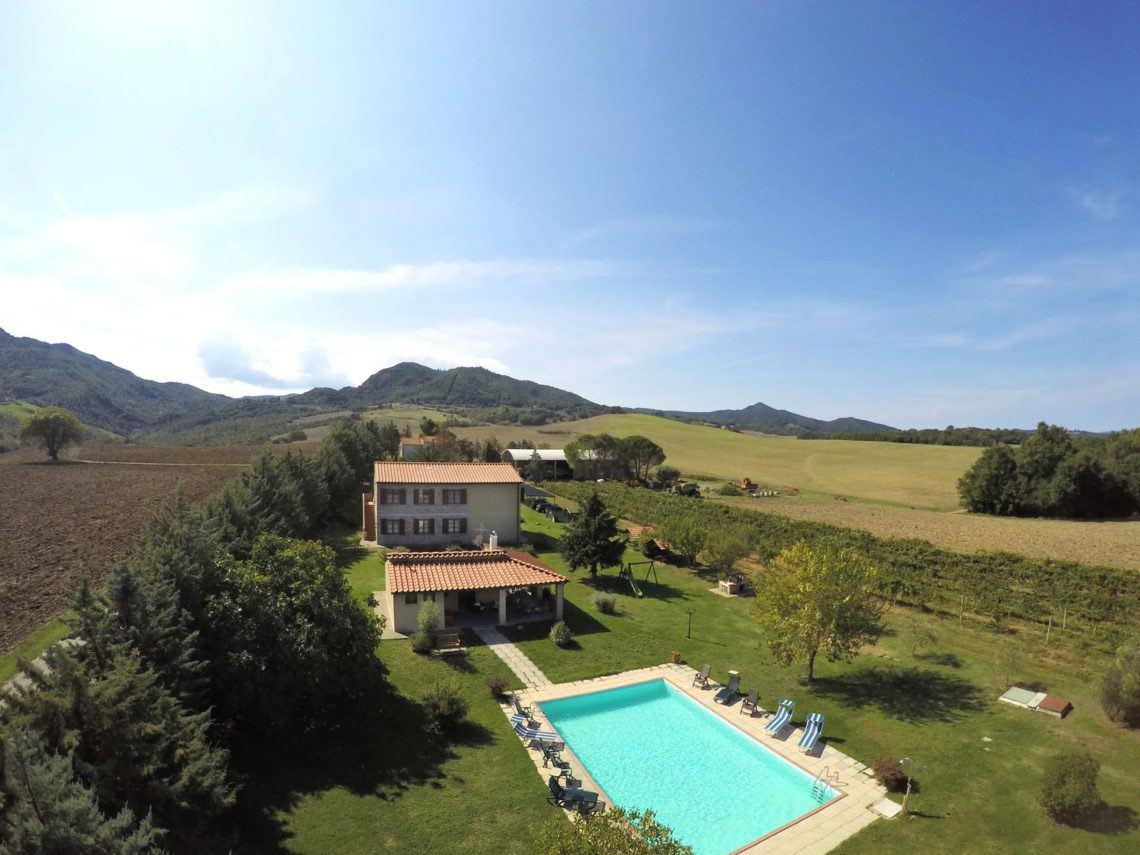 Toscana Agritourisme