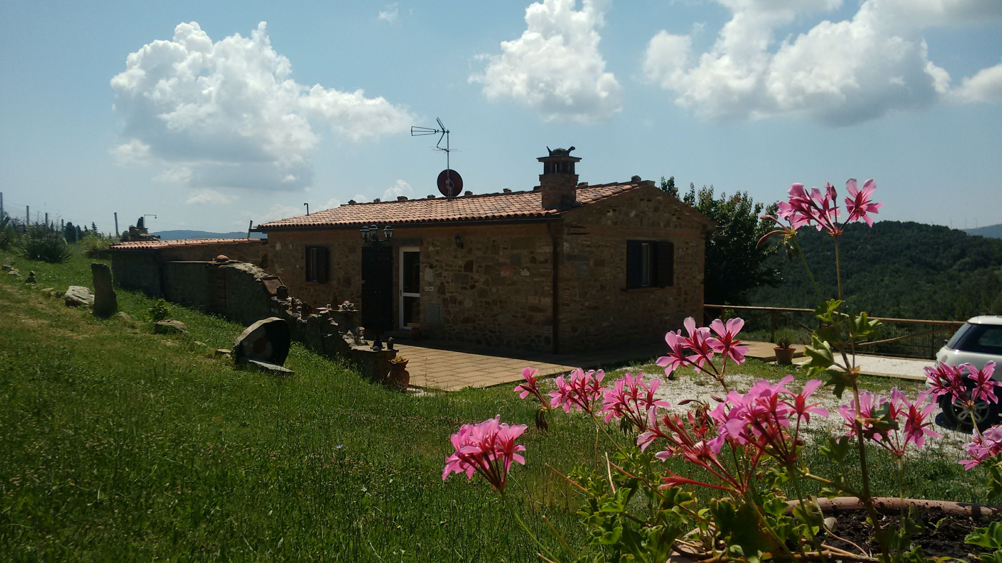 ferienhaus Toskana alleinlage