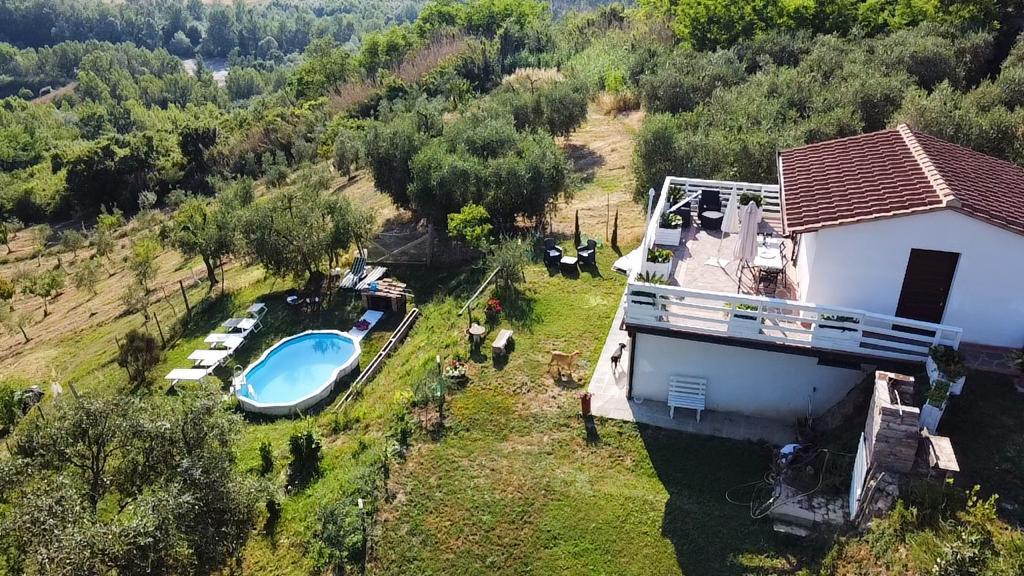 Toskana Florenz / Pisa, Ferienhaus , FKK, Naturisme