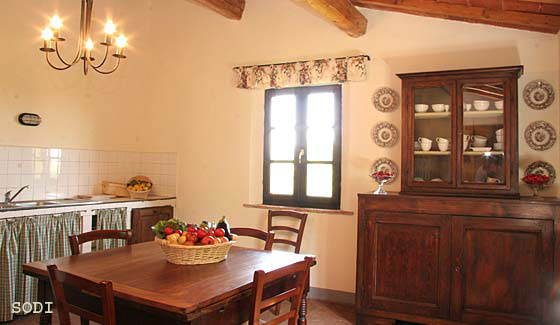 Toscana - Pisa: Accommodations In Tuscany, to find Accommodations in apartments