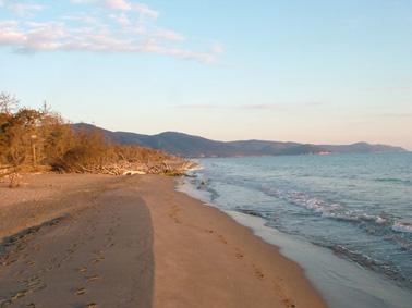 Ideale Ferienanlage für einen aktiven Urlaub, um Wandern, Radfahren, Moutainbike, Reiten, Trekking