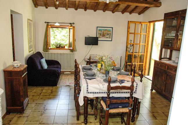 Toskana - Ferienhaus oder Villa in Alleinlage