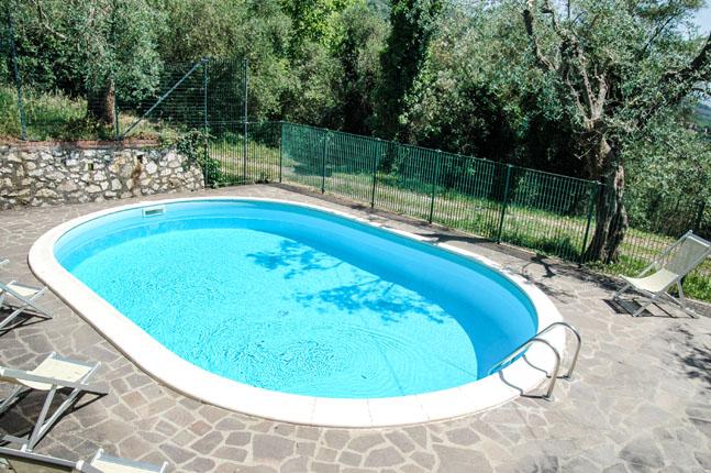 Toskana Unterkunft Siena Chianti